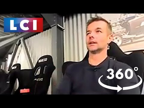 vid o 360 la nouvelle attraction du futuroscope avec s bastien loeb youtube. Black Bedroom Furniture Sets. Home Design Ideas