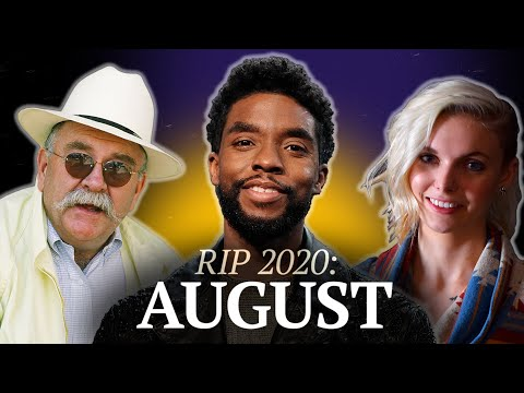 RIP: Who We Lost in September 2020
