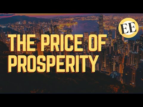 The Unstoppable Economy Of Hong Kong: The Land Of Billionair