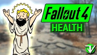 FALLOUT 4: Life Giver VS Endurance (How Health Works and Which is Better in Fallout 4!)