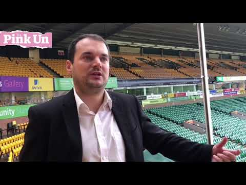 Stuart Webber On Norwich City Academy Changes And The Future In Store