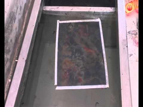 Printabal Water Transfer Printing Paper Back Film