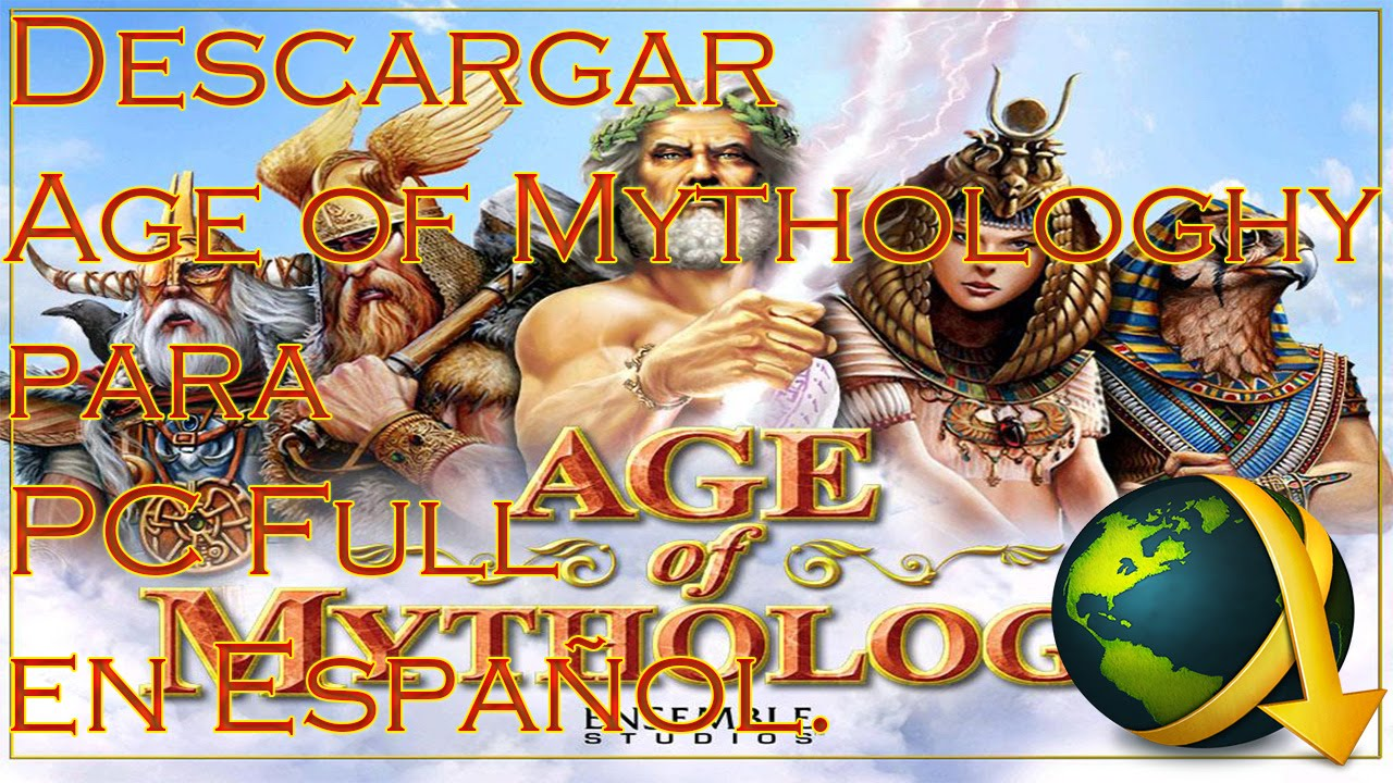 Age Of Mythology Gold Edition (PC, Espa Ol) Serial Key
