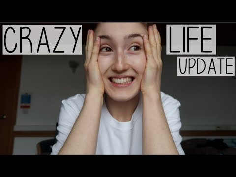 CLOTHING LINE RELEASE & CAMBRIDGE INTERVIEW FOR GRADUATE MEDICINE | CRAZY LIFE UPDATES