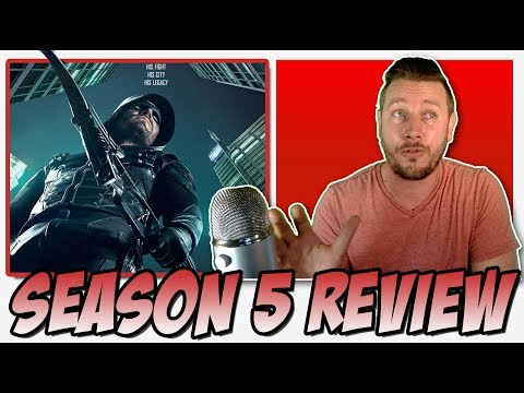 Arrow Season 5 Review