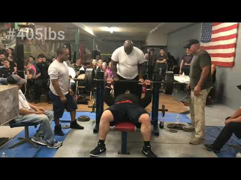 Epic lift Session At Walker's Gym Fall 2019
