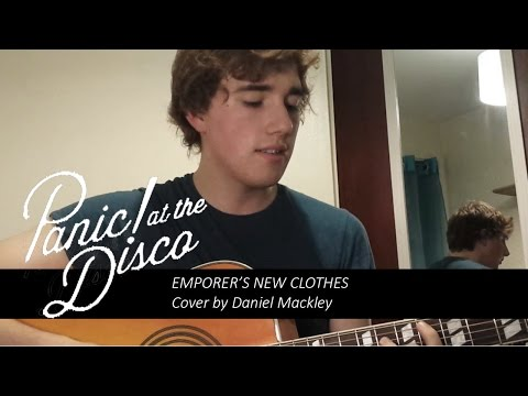 Panic! at the Disco - Emperor's New Clothes (Daniel Mackley Acoustic Cover)