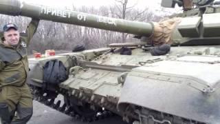 Видео Новороссия песни война   В путь дорожку дальнюю