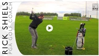 Cure The Golf Shanks - Tip 3