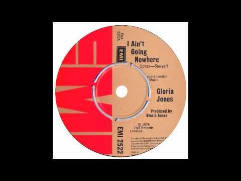 Music video Gloria Jones - I Ain't Going Nowhere