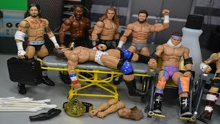 WWE ACTION FIGURE SURGERY! EP. 11!