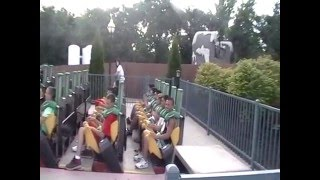 6 Flags New England- Catapult Ride (extremely scary)