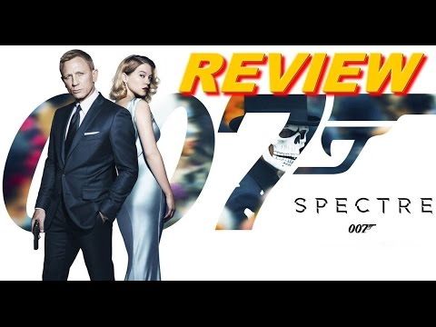 Finally my Specter, James Bond Movie Review