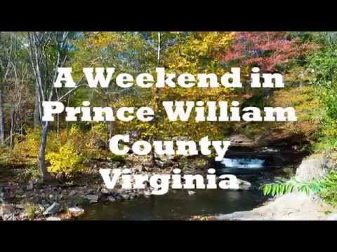 Prince William County Weekend Getaway