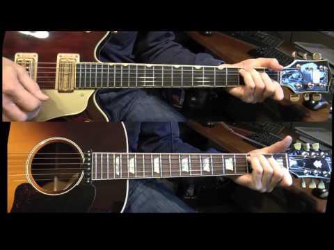 Beatles - Honey Don't Guitar Secrets - No vocals