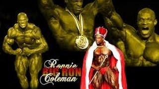 A historia de Ronnie Coleman - Serie Olympias 10 ° Episodio