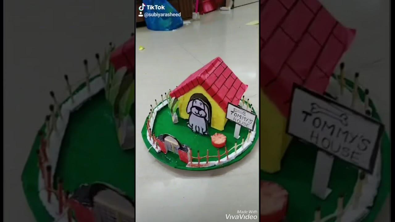 U Tube Doghouse