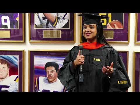 Construction Management Grad Achieves Her Dream | LSU Online
