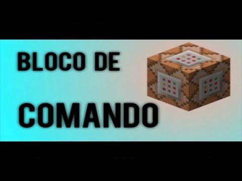 Minecraft- Bloco De Comando #1
