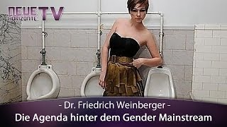 Die Agenda hinter dem Gender Mainstream  - Dr. Friedrich Weinberger