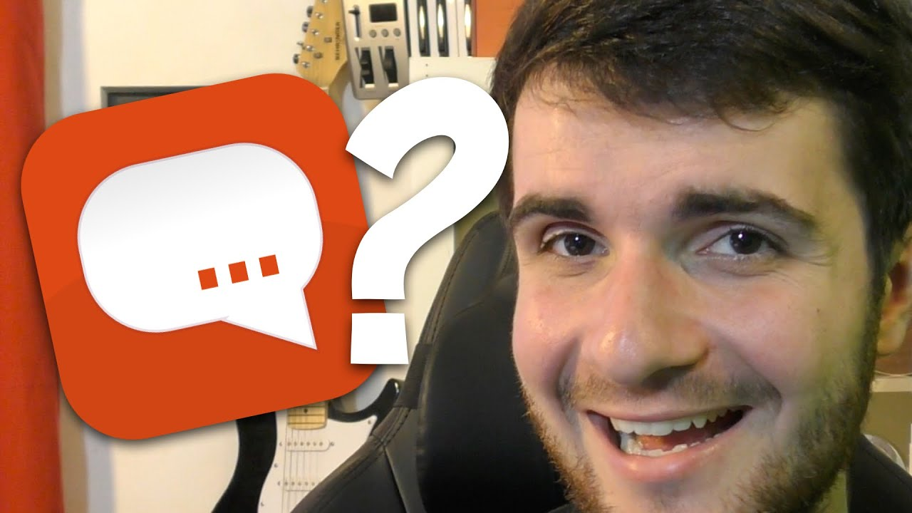 L'ORIGINE DE MON PSEUDO ?! – Vos Commentaires YouTube #1