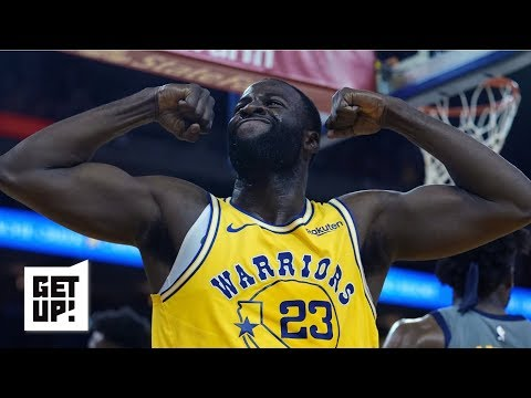 Draymond Green feels underrated and underpaid – Brian Windhorst | Get Up!