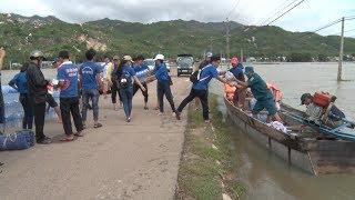 Tin Tức 24h Mới Nhất :  Bình Định khẩn trương cứu trợ người dân các vùng bị cô lập do lũ