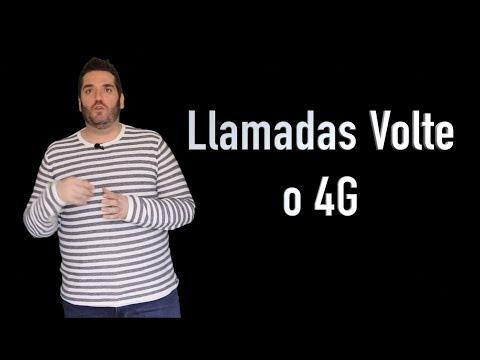Llamadas Volte o 4G