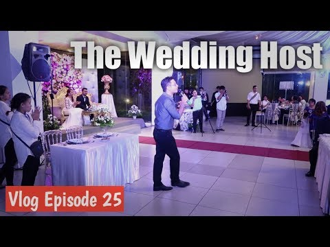 The Wedding Host | Baking Cookies For The First Time | Vlog Episode 25