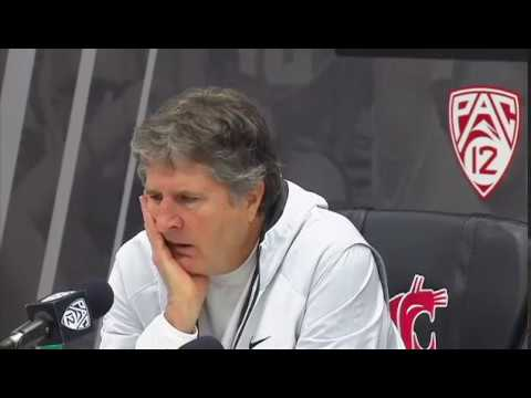 Mike Leach on Nevada win/Short week for USC