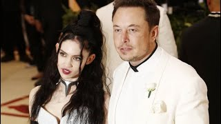 Elon Musk and Grimes Have a Baby in a #5 Ritual, The Number for Creation ???? ???? ????