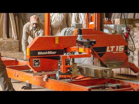 New Delhi Sawmill Getting More From Their Logs In India And Africa | Wood-Mizer Customer Spotlight