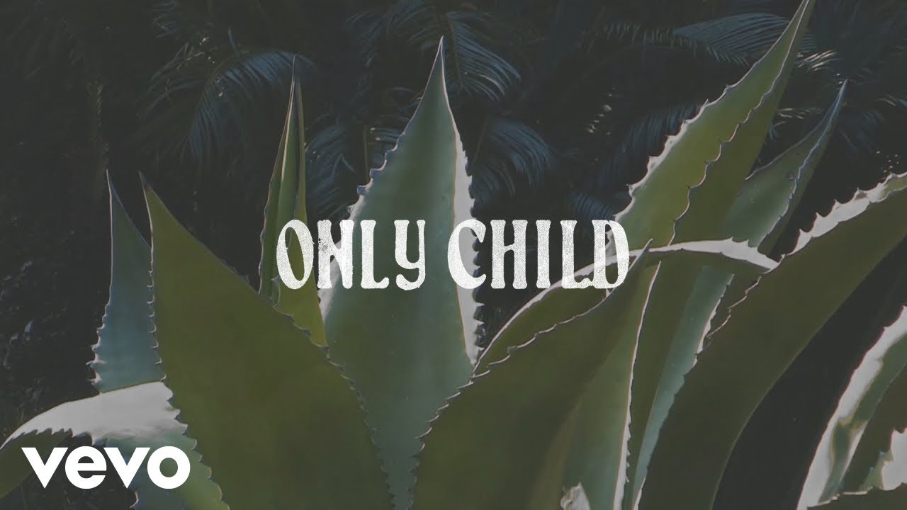 Sasha Sloan - Only Child (Lyric Video)