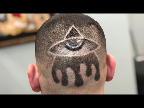 Illuminati Triangle Eye Melting Design : No Commentary