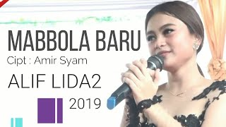 Download lagu ALIF LIDA2 || LAGU BUGIS MABBOLA BARU || ALINK MUSIK
