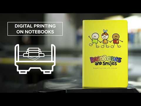 How Digital Printing Works On Notebooks - Brand Innovation South Africa