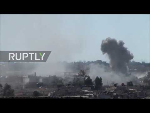 Syria: SAA capture parts of eastern Damascus