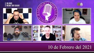 POLVO ERES Y EN AEROPUERTO TE CONVERTIRÁS - La Radio de la República