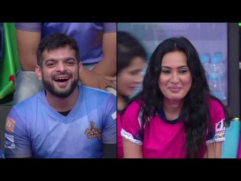Frooti BCL Episode 9 – Jaipur Raj Joshiley Vs. Mumbai Tigers