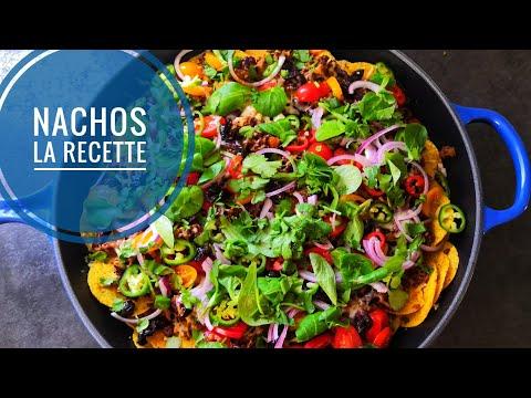 nachos-maison