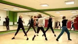 Школа современной хореографии (рук. Екатерина Печалина)