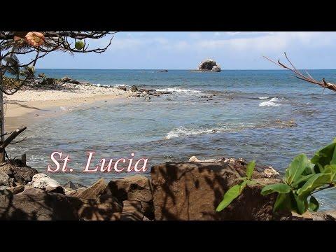 Kleine Antillen  -  St. Lucia - der Norden  12/15