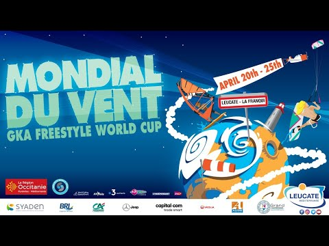 MONDIAL DU VENT - GKA FREESTYLE WORLD CUP