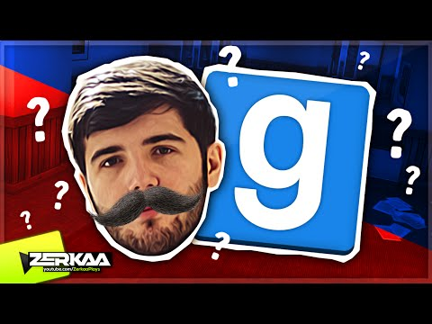 GUESS WHO I AM? | GARRYS MOD GUESS WHO
