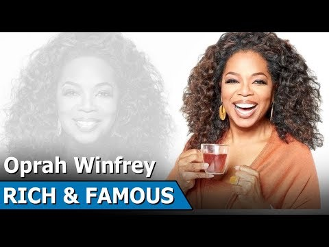 Oprah Winfrey | American Media Proprietor | Rich & Famous | Episode 14