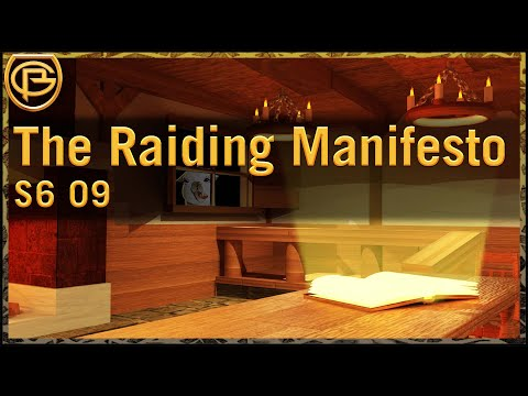 Drama Time - Ultimate RP and The Raiding Manifesto