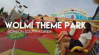 Video Wolmido Amusement Park, Incheon Station Seoul, SOUTH KOREA TRAVELS download MP3, 3GP, MP4, WEBM, AVI, FLV November 2017