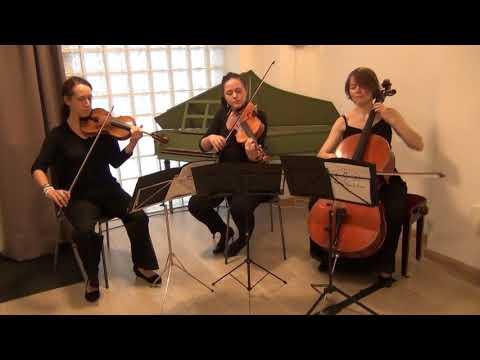 Gershwin  - Summertime Trio