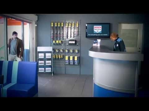 Bosch Car Service service campaign (SE)