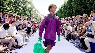 Louis Vuitton İlkbahar Yaz 2019 Full Fashion Show | Erkek Giyim